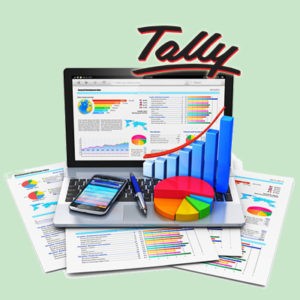 Financial Accounts with Tally ERP 9